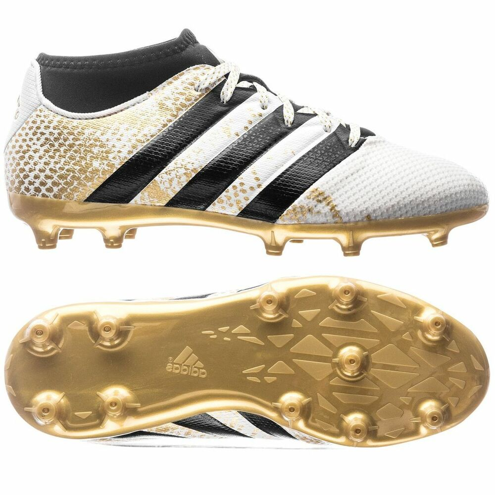 Black And Gold Football Shoes