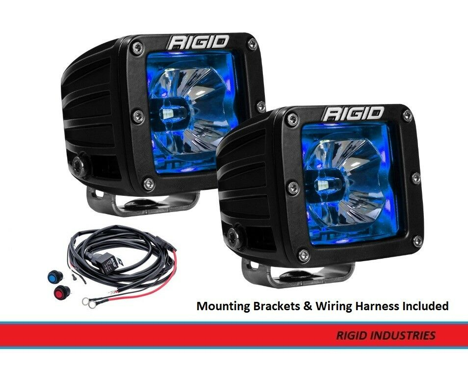 rigid industries radiance blue back  multi