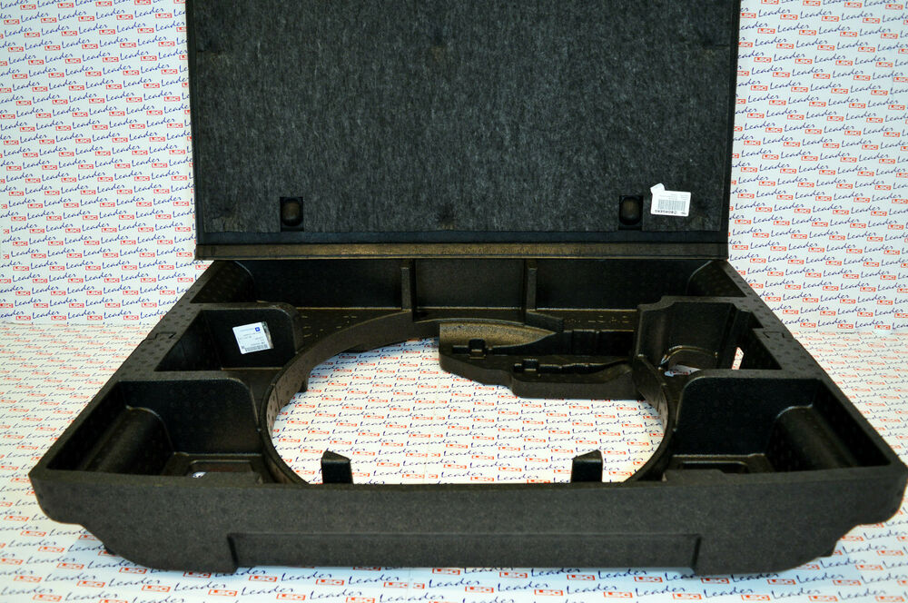 Genuine Vauxhall Astra K Spare Wheel Storage Box Set