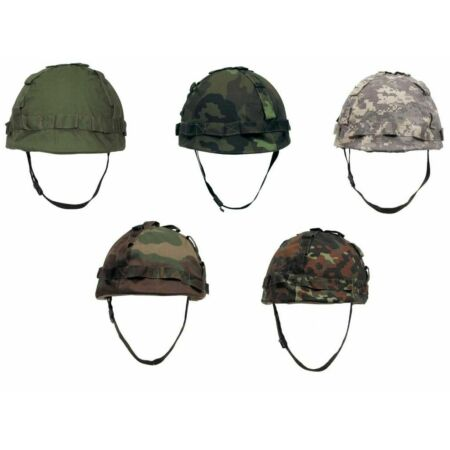 img-US Helmet Plastic Safety Helmet Cover Softair Gotcha Paintball Bundeswehr Bw