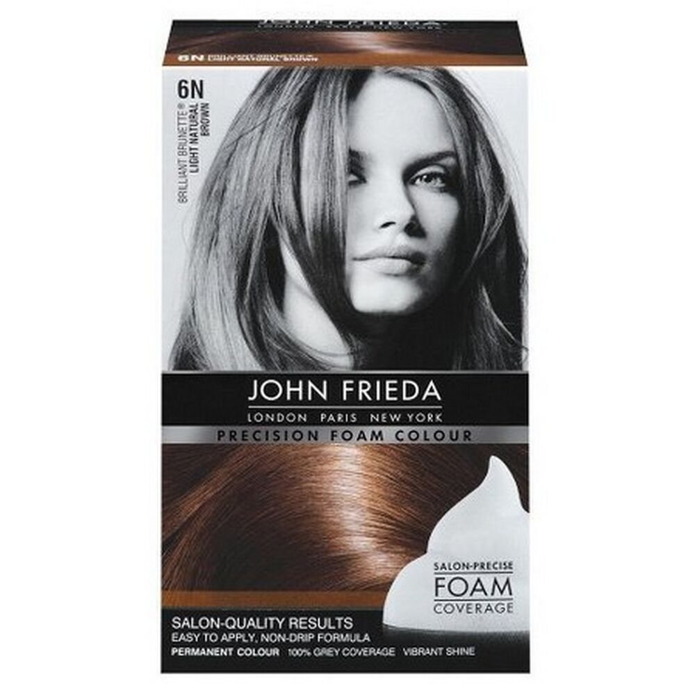 """John Frieda Precision Foam Dark Natural blonde"" Written on: 02/02/ I had medium blonde hair before i started that wasn't bad but it needed a boost, i had been using garnier Nutrisse and thought i would check out the John Frieda Foam dye as its meant to be a salon formula/5(92)."
