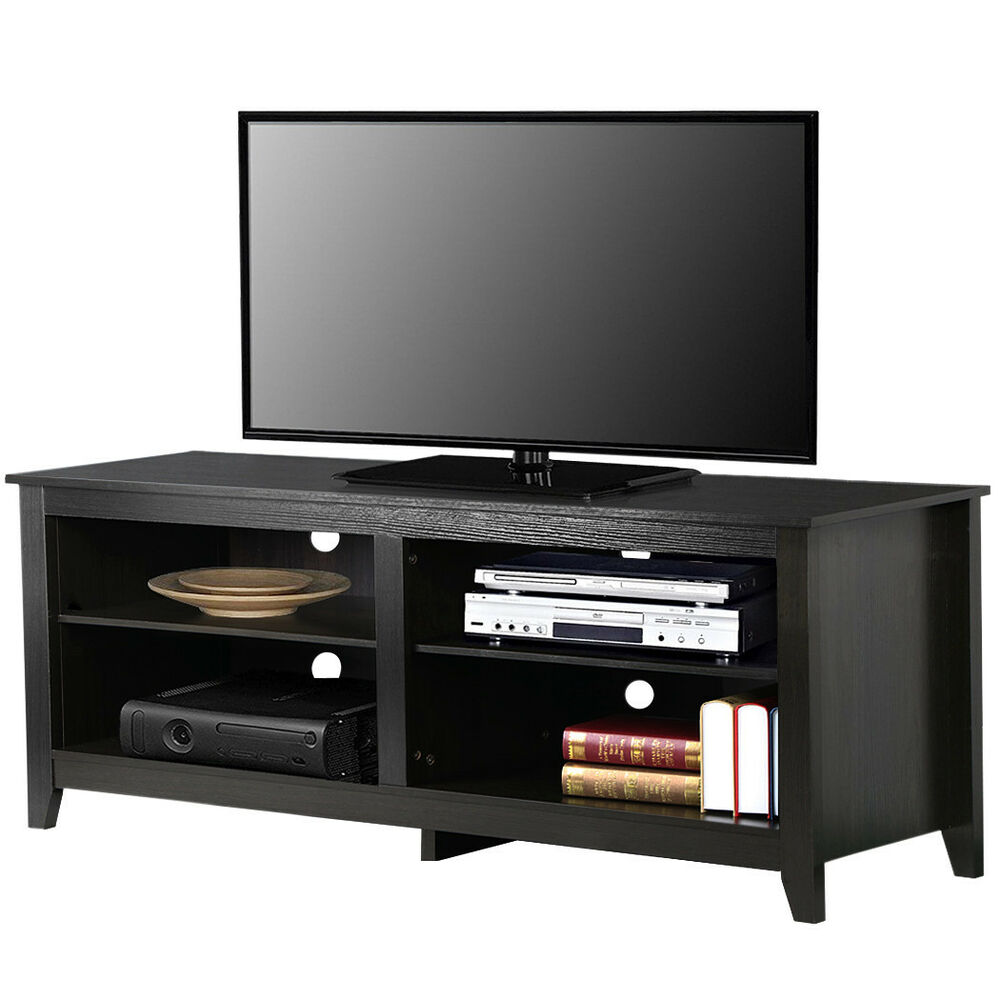 Home entertainment cabinet tv stand media center console for Tv cabinets with storage