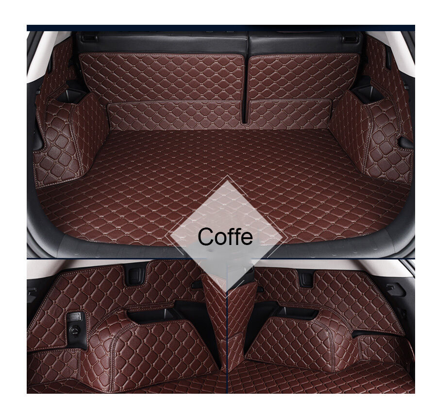 Trunk Mat Cargo Boot Liner Auto Car Waterproof For Jeep
