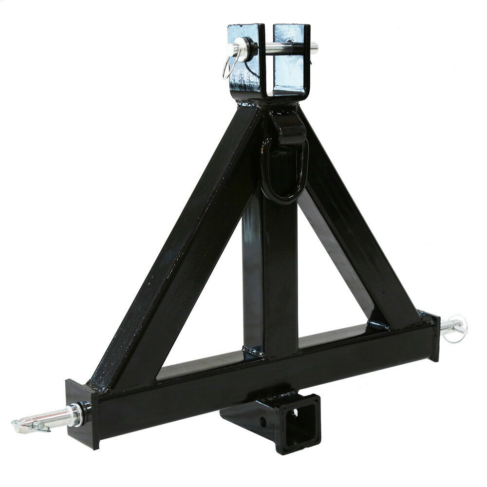 Three Point Hitch : Heavy duty point quot receiver trailer hitch category