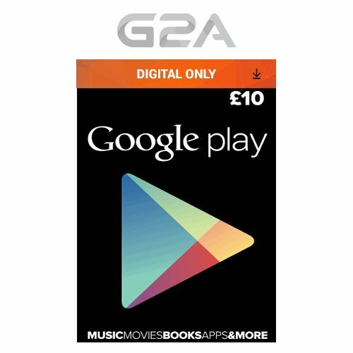 how to activate google play gift card