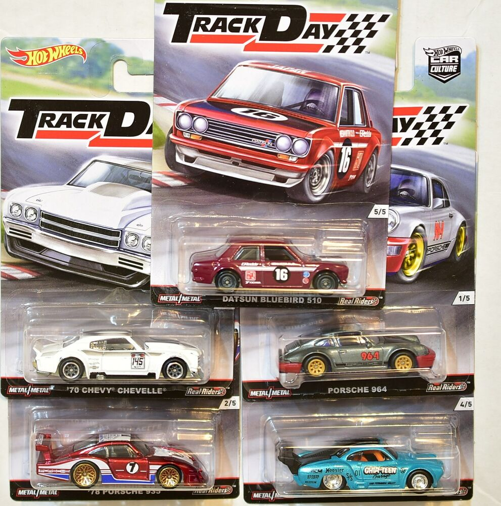 hot wheels 2016 car culture track day datsun bluebird vw. Black Bedroom Furniture Sets. Home Design Ideas