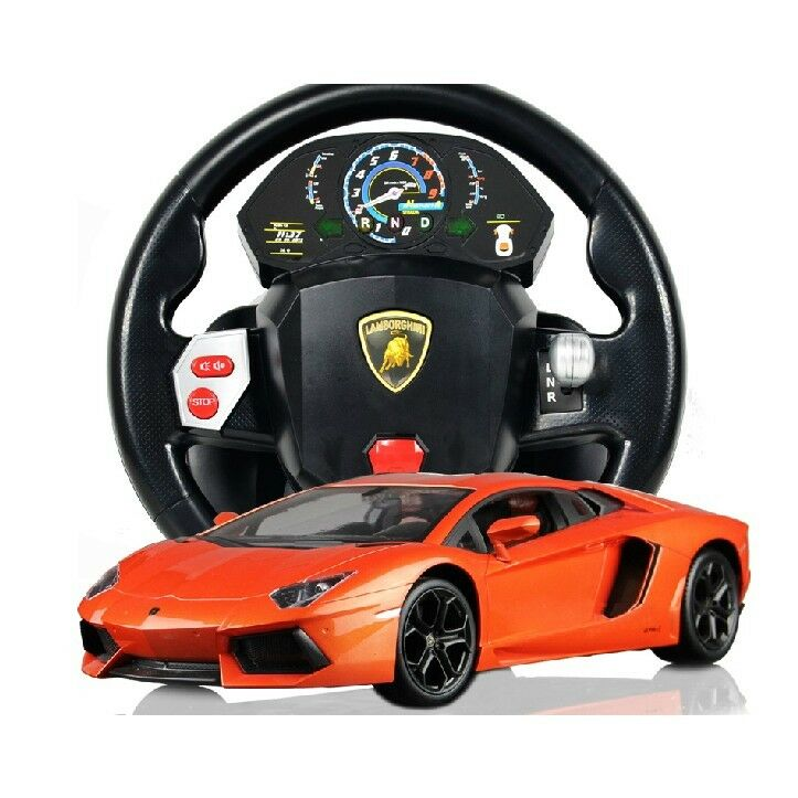 lamborghini toy car remote control with 172372026870 on 252035378509 likewise Kids Electric Cars as well Electric Toy Car For Toddlers moreover Lamborghini baby battery car furthermore Ride On Tractor 6v Electric Battery Powered With Moving Excavator Scoop 2188 P.