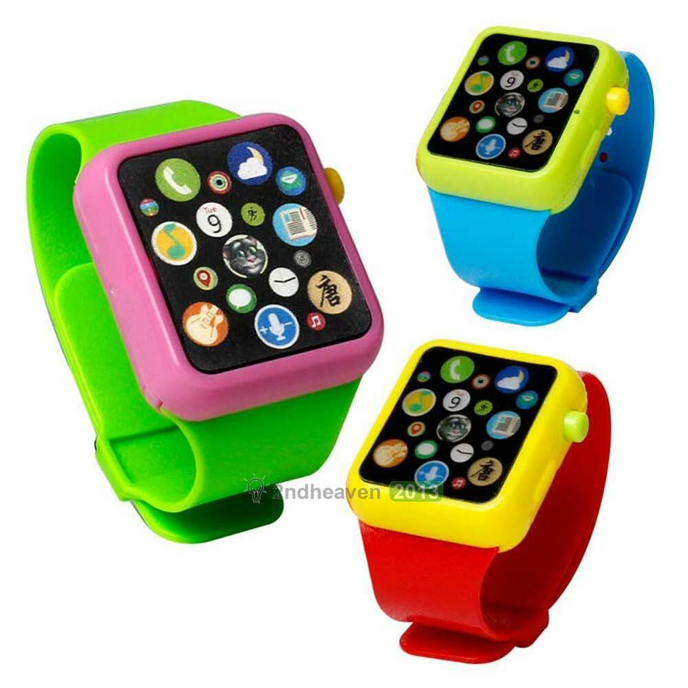 Kids Educational Smart Wrist Watch Early Learning 3DTouch ...