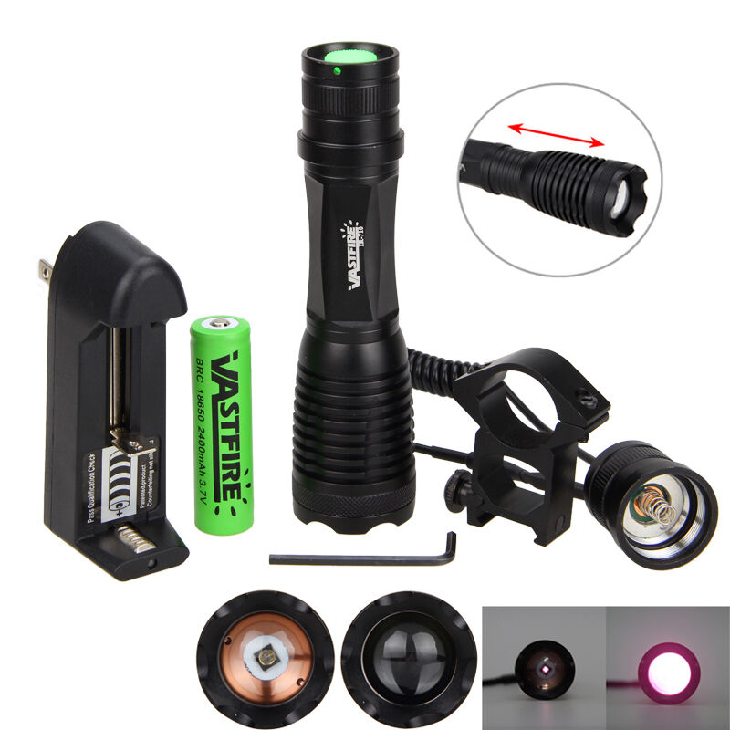 OSRAM 10w 940nm IR LED Zoomable Night Vision Infrared ...