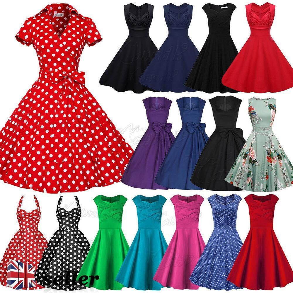 Rockabilly clothes for women