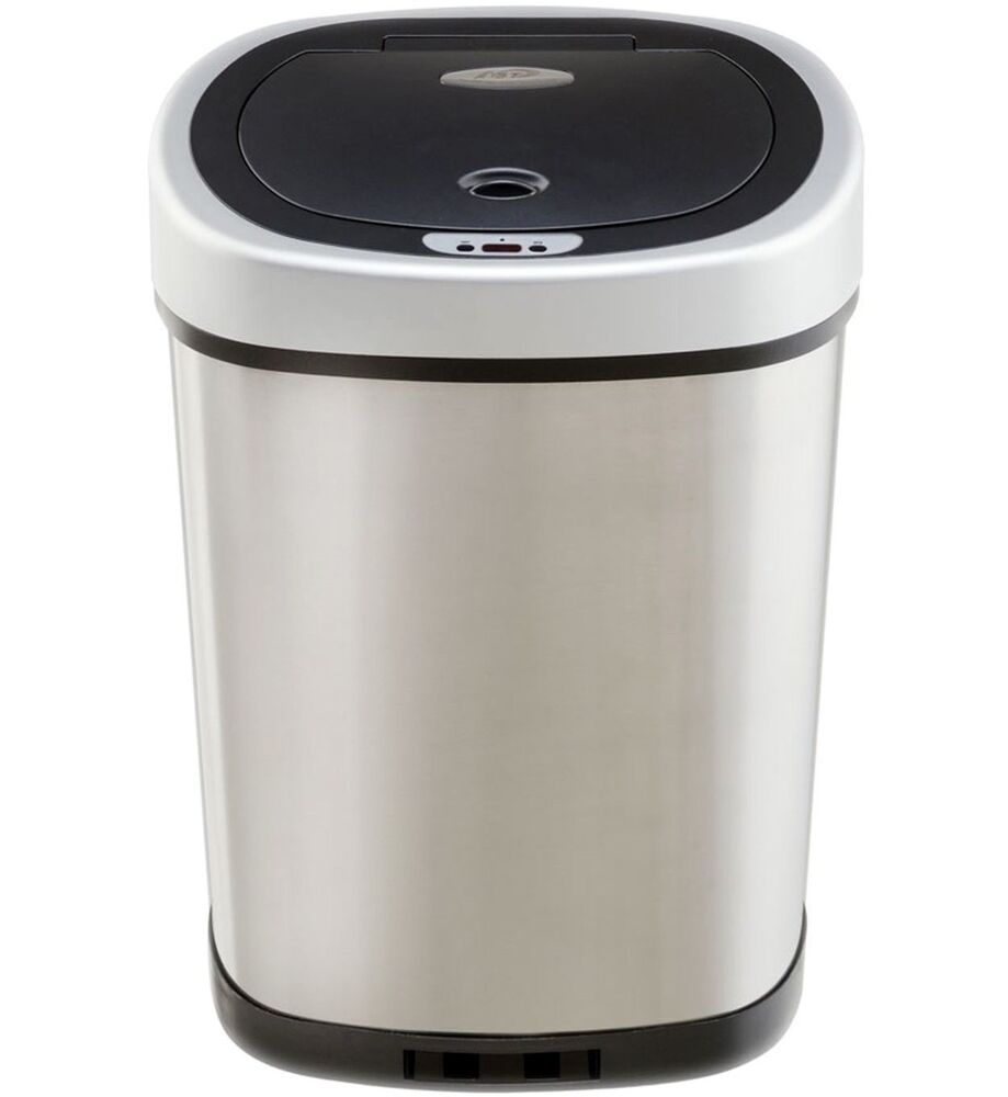 Automatic Trash Can Nine Stars Commercial Touchless