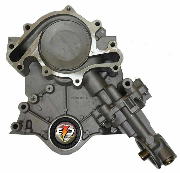 Ford 3.8 96/97 4.2 97/05 Timing Cover With Oil Pump 1996