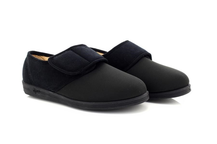 Comfylux STELLA EEEE Fitting Superwide Touch Fastening Slippers