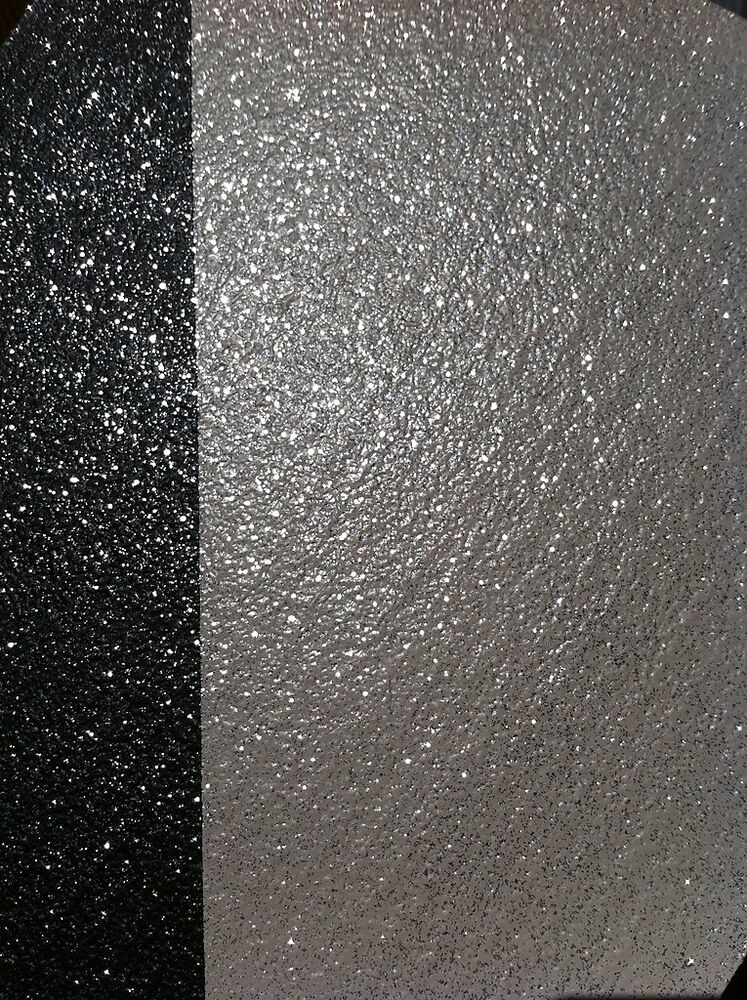 glitter effekt wandlasur wandfarbe glitzer silber 1liter. Black Bedroom Furniture Sets. Home Design Ideas