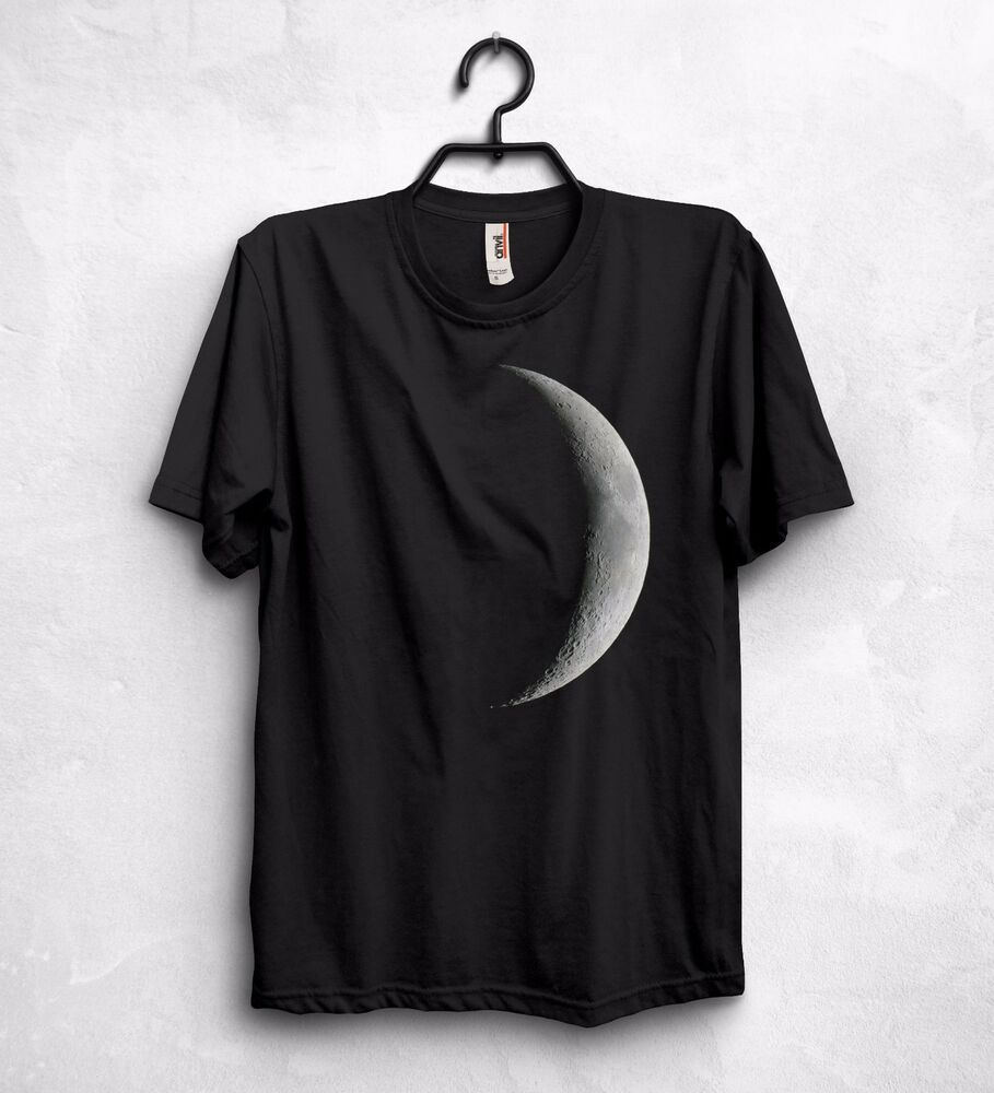 Moon T Shirt Top The Dark Side Of The Moon Lunar Eclipse