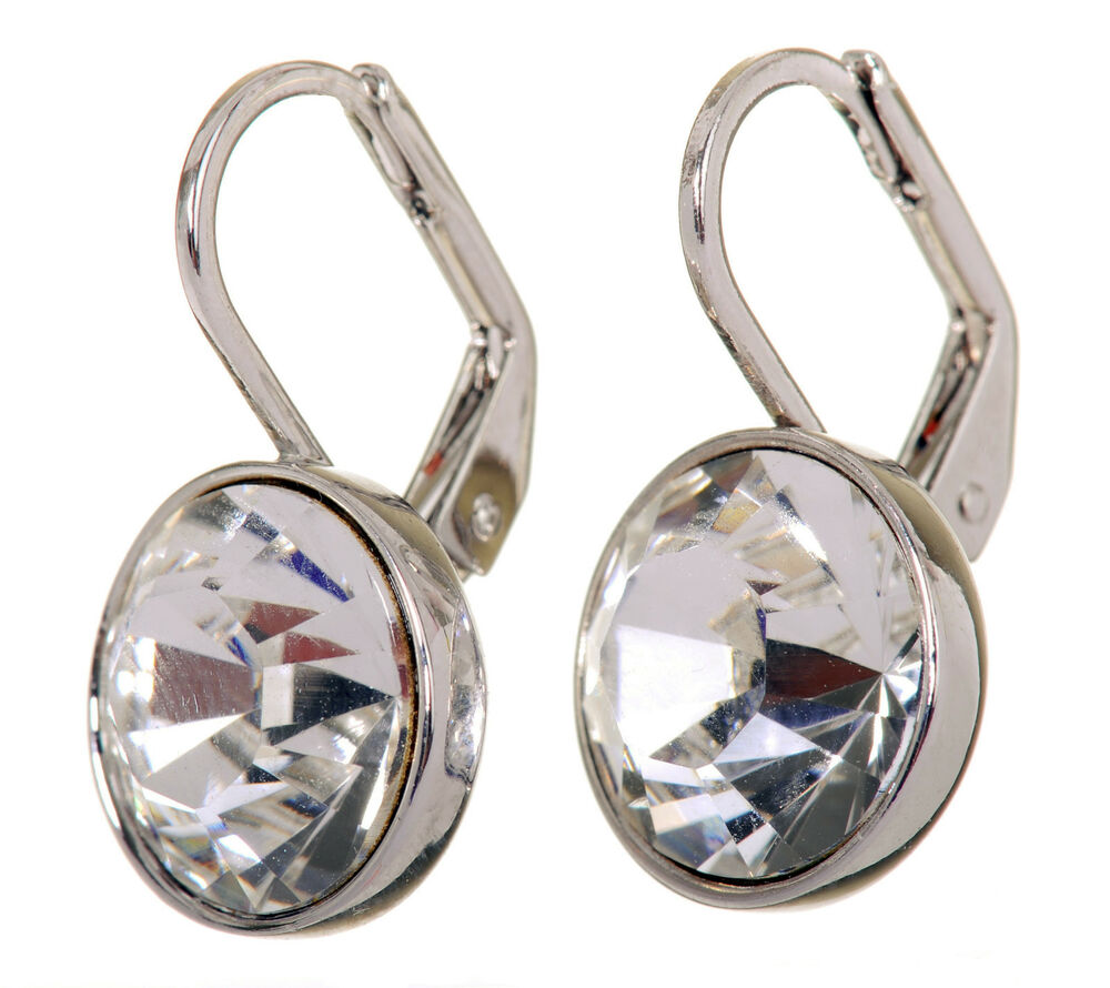 swarovski mini earrings swarovski elements brilliance mini pierced 7753