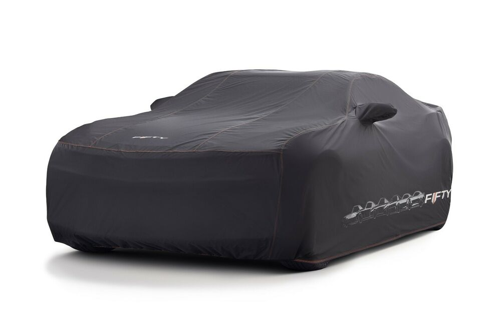 Outdoor Car Cover Camaro