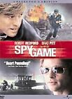 Spy Game (DVD, 2002, Full Frame Collectors Edition)