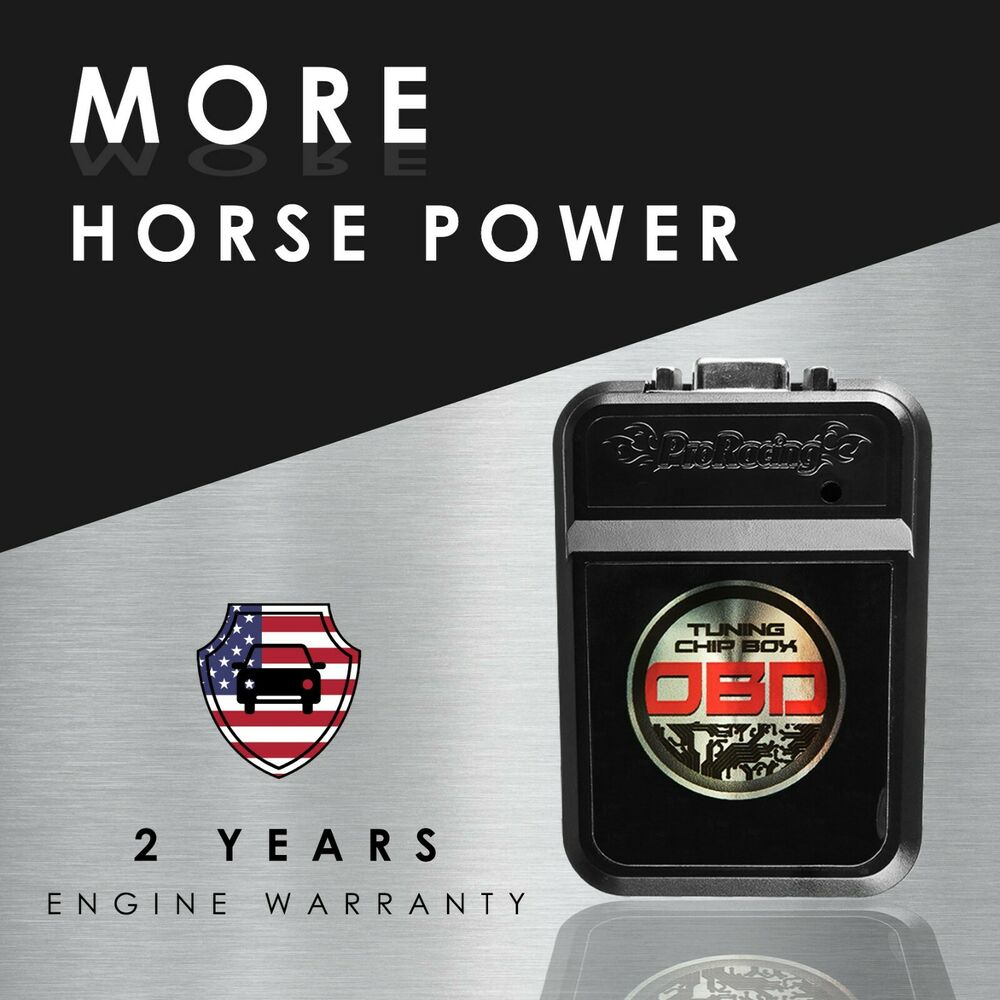 PERFORMANCE POWER BOX CHIP TUNING PR OBD BLACK VW Passat 2.0T B6 200 HP GASOLINE | eBay