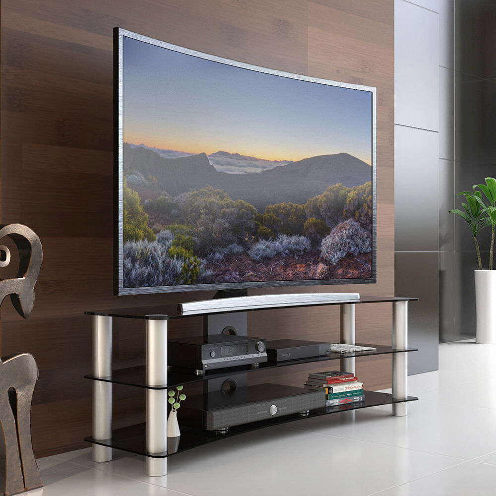 TV Stand Entertainment Center Media Furniture fit Samsung ...