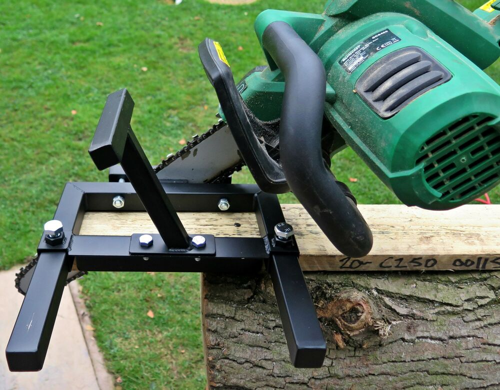 Vertical chainsaw mill portable attachment timber planks ebay - Comparatif debroussailleuse stihl husqvarna ...
