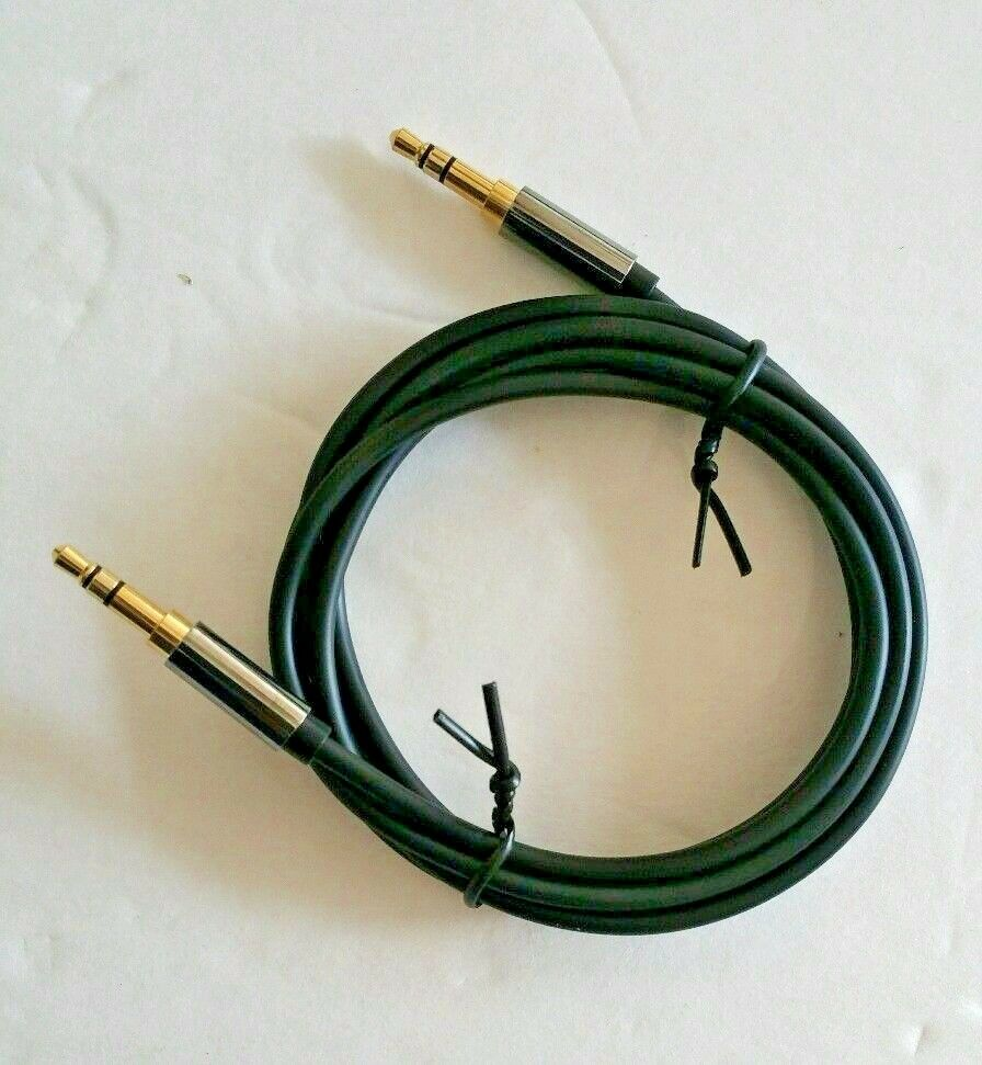 Sony Mdr Xb950bt New 3 5mm Aux Audio Stereo Cable For Sony