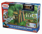 FISHER PRICE Thomas the Train Trackmaster Toby's Whistling Woods Ride SET