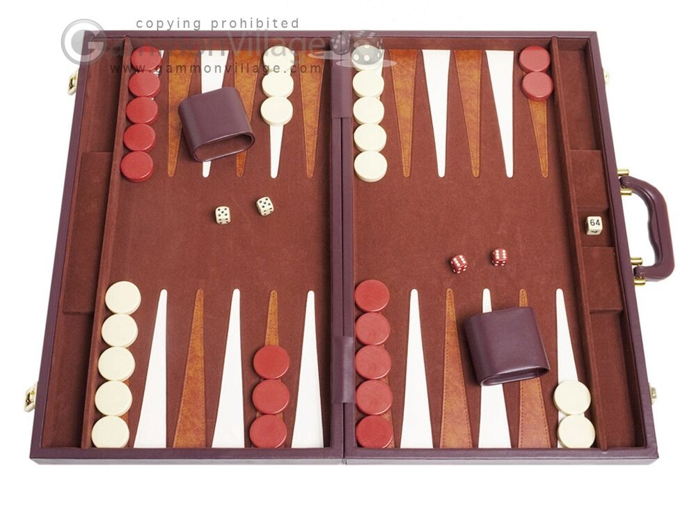 Setting Up Backgammon Game