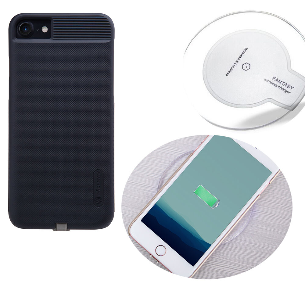 nillkin wireless charging receiver magic case qi charging. Black Bedroom Furniture Sets. Home Design Ideas