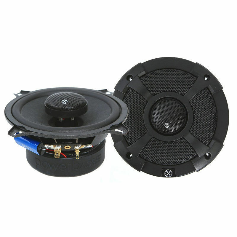"""2x Top Quality 5.25"""" Inch Car Audio Stereo Speakers Mobile"""