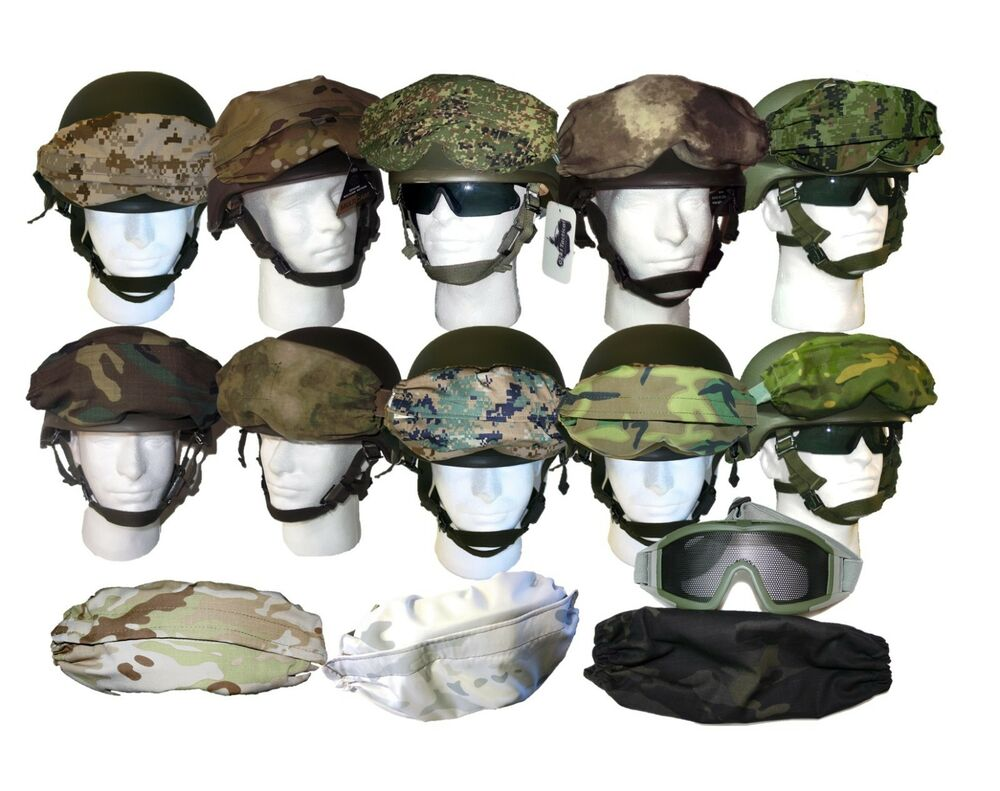 Camouflage goggle cover ebay for Cama quinsay