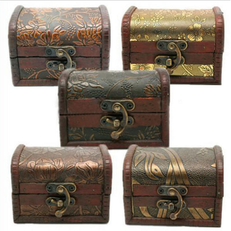 Vintage antique metal jewelry boxes consider