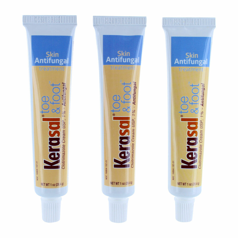 Kerasal Toe & Athletes Foot Cream