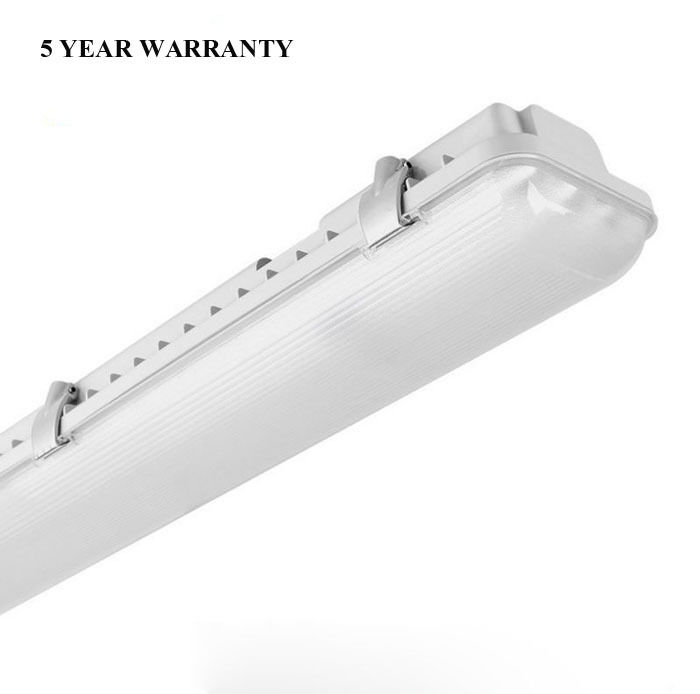 4 Bulb Lamp T8 Led High Bay Warehouse Shop Garage: LED Utility Shop Light 4FT 44W 66W High Bay Warehouse