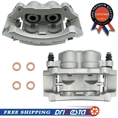 DRIVESTAR NEW Rear Set  Disc Brake Caliper for Ram 1500 2500 3500