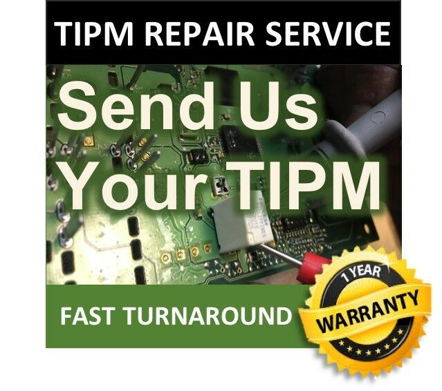 2010 Dodge Journey Totally Integrated Power Module Tipm Repair Service 04692305a