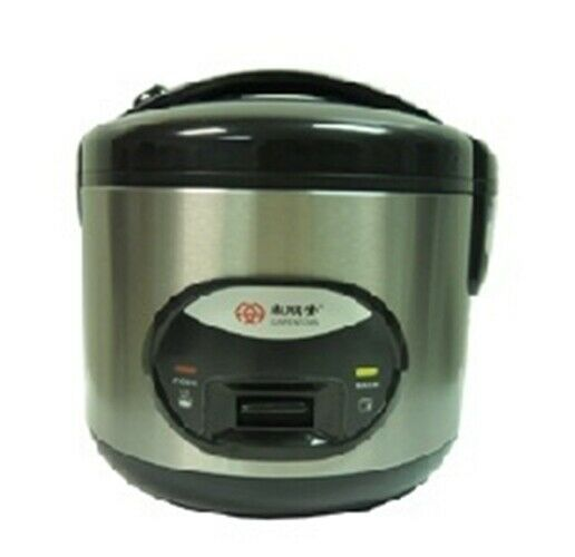 Sunpentown Rice Cooker Sc2003 With Stainless Steel Inner Pot 3 Cup Ebay