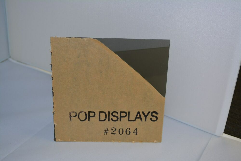 Smoked Tinted Acrylic Plexiglass Sheet Color 2064 Grey 1