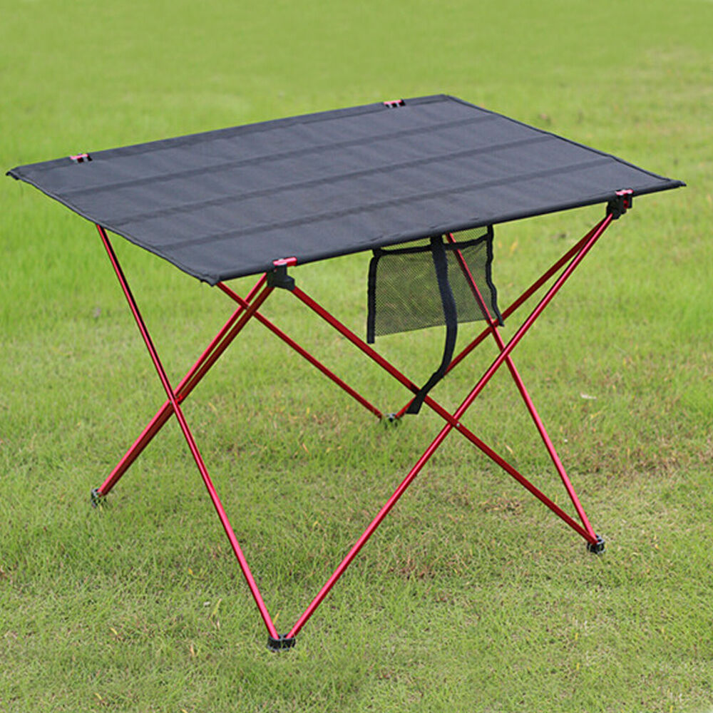 Portable Folding Table Desk Outdoor Fishing Camping