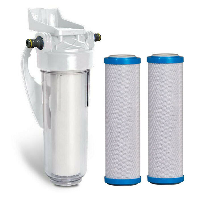 Koi pond water filter for fish pond chlorine removal for Fish pond water filtration system