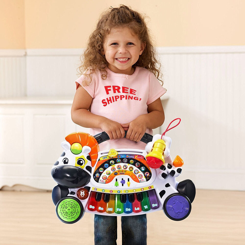 Toys For Fun : Piano kid musical fun toy for baby toddler infant learn