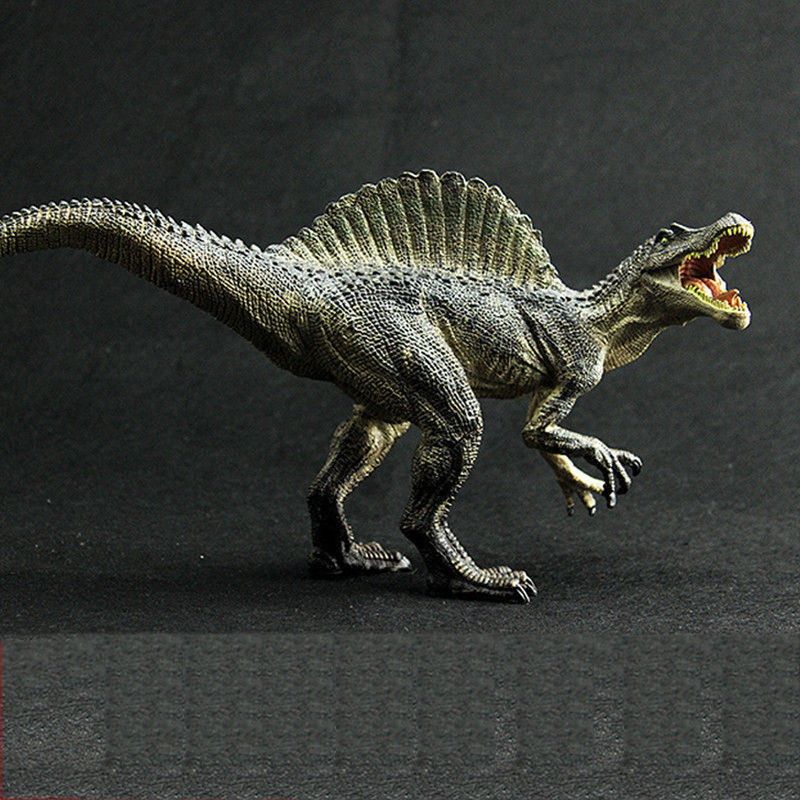 jurassic world spinosaurus simulation figurine toys dinosaur action figures ebay. Black Bedroom Furniture Sets. Home Design Ideas