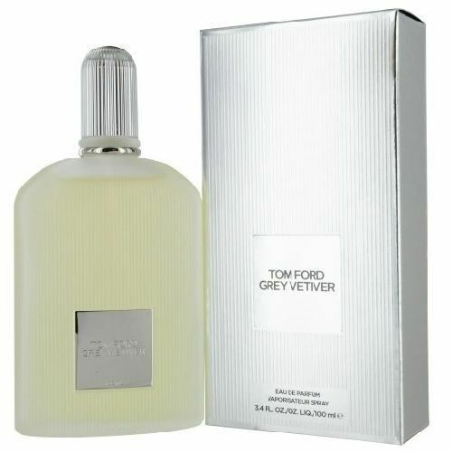 tom ford grey vetiver 3 4 oz 100 ml edp cologne for men new in box. Cars Review. Best American Auto & Cars Review