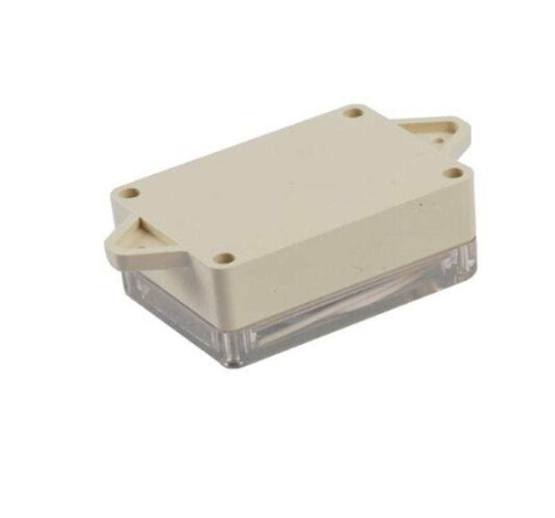 Waterproof Plastic Electronic Project Box Clear Cover
