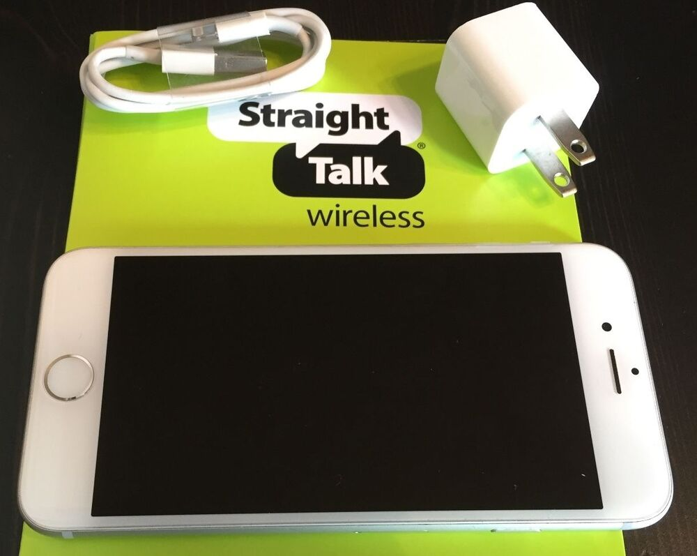 iphone straight talk apple iphone 6 16gb 64gb 128gb talk at amp t 2089