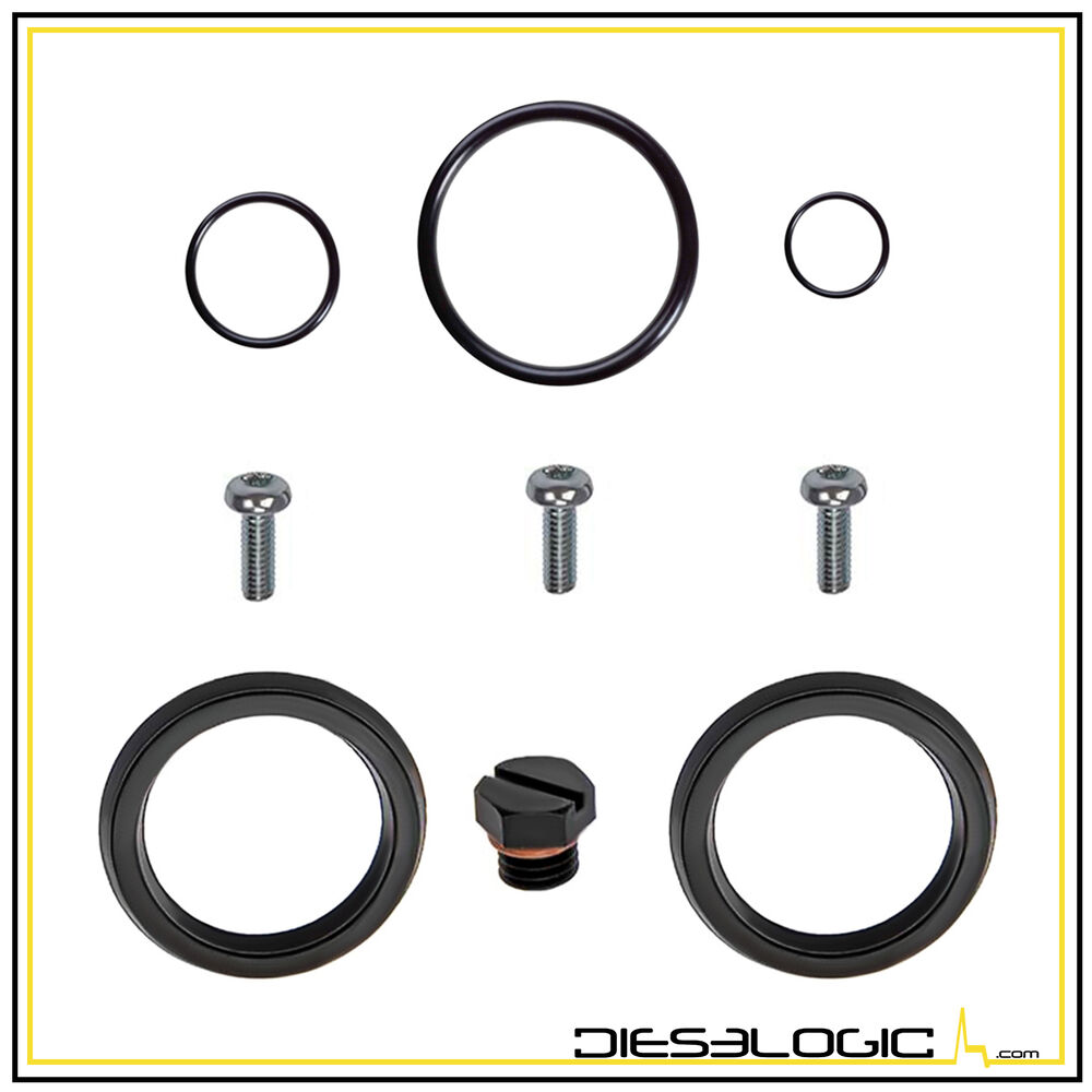 2001 2012 Lb7 6 6l Fuel Primer Housing Seal Kit For Chevy