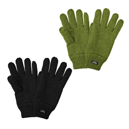 img-Thinsulate Gloves 3M Army Military Style Knitted Outdoor Work Winter Warm Mitts