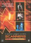 Scanners La Triologia Cofanetto 3 DVD Nuovo Special Edition - Scanners 1 2 3