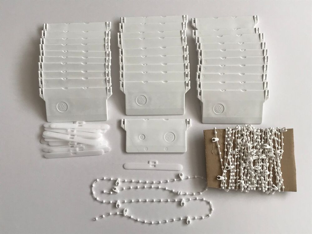 Vertical Blind Repair Kit 89mm 3 5 Quot Weights Chains