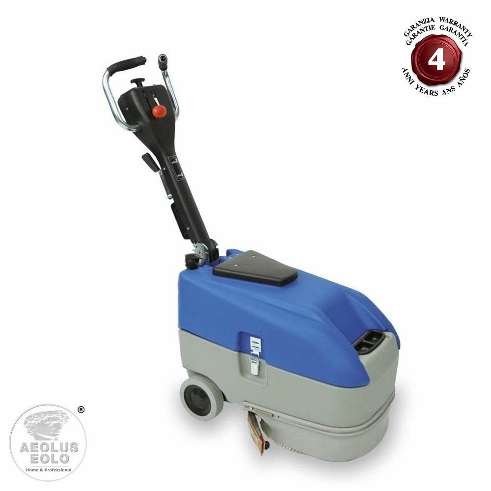 Easy To Clean Commercial Industrial Flooring: ELECTRIC Floor SCRUBBER Dryer Industrial Cleaning Machine